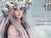 Primavera DREAMS STORIES, nuova collezione GLAMLAC!