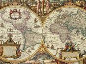 Schema punto croce: Planisfero antico_6