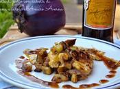 """cucina barbara presenta straccetti pollo cubetti melanzane salsa """"averna"""""""
