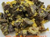 Coratella agnello uova pecorino