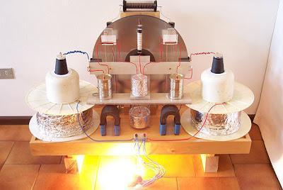 istruzioni per costruire testatika motore magnetico fonti    rinnovabili