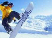 Mountain porta snowboard