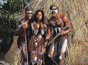 """Civilta' antiche incontrarono Alieni """"Aborigeni"""""""