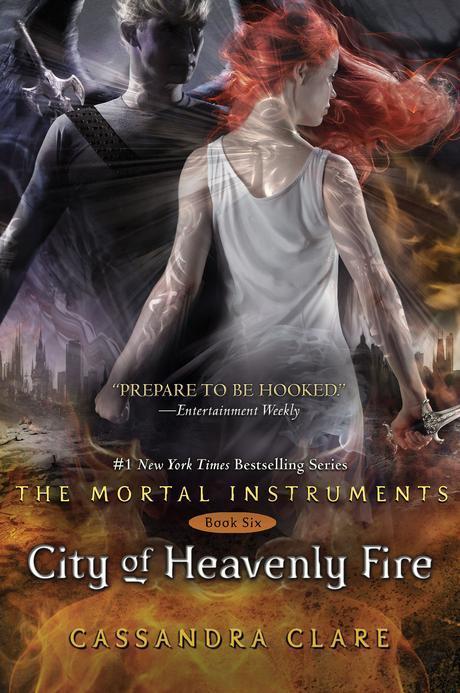 [Recensione] Shadowhunters - Città del Fuoco Celeste di Cassandra Clare