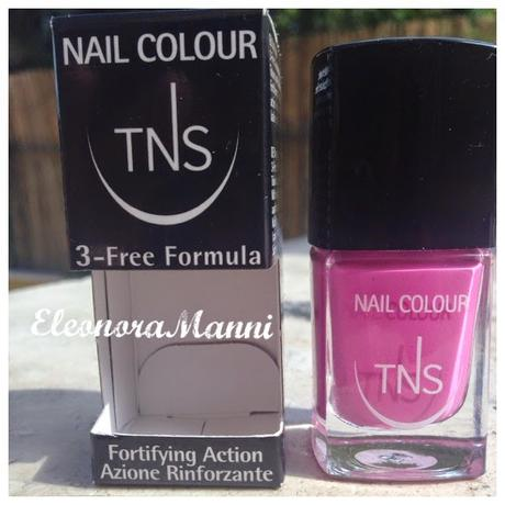 Smalti Primavera/Estate 2015: La Vie en Rose By TNS Cosmetics