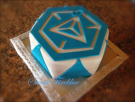 Ingress Cake!!