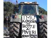 Terreni agricoli: Agrinsieme Roma protestare contro l'imu