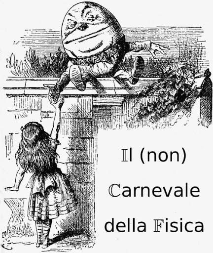 IL (NON) CARNEVALE DELLA FISICA N.7 PRESTO SU SCIENZA E MUSICA!