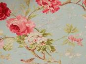 tessuti primavera rose...Arredare fiori..
