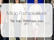 Milan Fashion Week: looks PetiteFraise loves {part