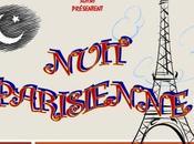 Nuit Parisienne: magia Parigi allo Slash Bellini