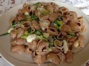 Senza Bimby, Pipette Rigate Farro Zucchine, Philadelphia Formaggio Montebore