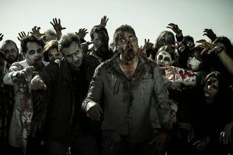 TAG: If Zombies Attacked