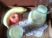 Succo mela banana