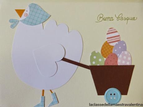 Signora gallinella paperblog for Maestra valentina estate