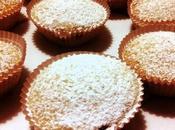 Muffin gocce cioccolato profumo manderino