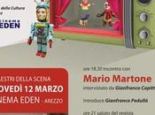 Oggi l'incontro Arezzo Mario Martone