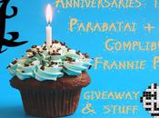 Anniversaries' time! Parabatai Compliblog Frannie Pan!