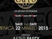 Vinitaly AfterParty Amaro Capo 100th Anniversary Marzo 2015