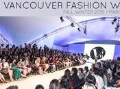 Vancouver Fashion Week Fall/Winter 2015
