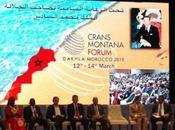 Marocco: Grande successo Crans Montana Forum Dakhla