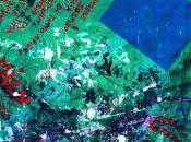 neoespressionismo astratto Antonio Curia suggestioni Pollock Brasile