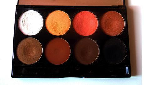 Paola P India Collection Palette | Recensione e make up look