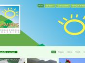 Realizzazione sito agriturismo, vendita prodotti biologici vetrina