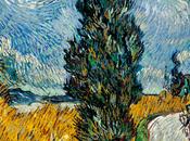 Tutankhamon Caravaggio Gogh. sera notturni dagli Egizi Novecento