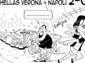 Quando satira trascende cattivo gusto! Vignetta antinapoletana dopo sconfitta Verona