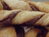 Ricetta golosa: Grissini pasta sfoglia alla Nutella