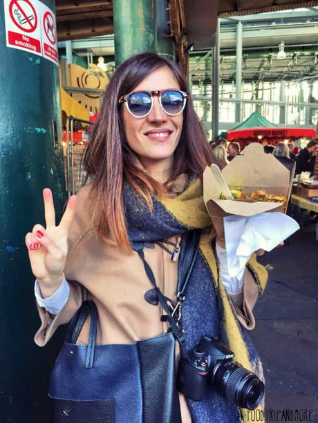 48 ore a londra tra street food street art un indirizzo for Tiffany londra indirizzo