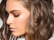"""LoveHair Long Mosso treccia laterale come realizzare capelli mossi """"poche mosse""""]"""