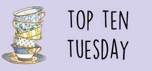 Top Ten Tuesday #50: Dieci edizioni meravigliose