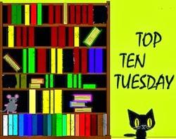 Top Ten Tuesday: la TBR primaverile