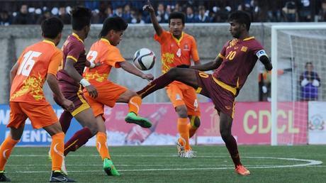 Bhutan, Russia 2018: le nuove maglie della nazionale di calcio