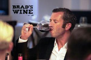one, two and ….Bradley = welcome to new world's wines