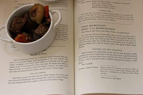 Ricetta del boeuf bourguignon di Julia Child