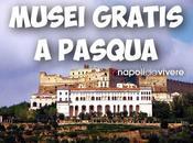 Musei gratis Pasqua, domenica Aprile 2015| #DomenicalMuseo