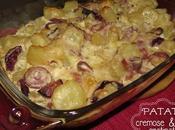 Patate cremose gratinate