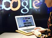primo Google Shop Londra