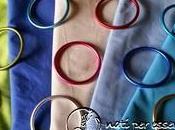pretagliati fasce anelli