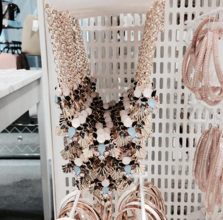 H&M accessori, statement necklace... la voglio!
