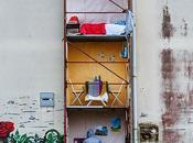 "Fra.Biancoshock: ""24/7"" installation Memorie Urbane 2015"