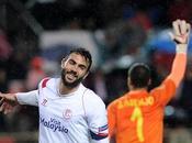 Siviglia-Villarreal 2-1: campioni passano senza patemi