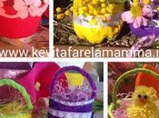 Idea riciclo Pasqua fiorita: vasi della primavera