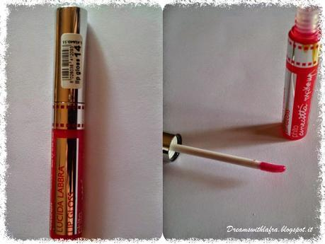 Phito Cinecittà Make-Up lip gloss su http://dreamswithlafra.blogspot.it