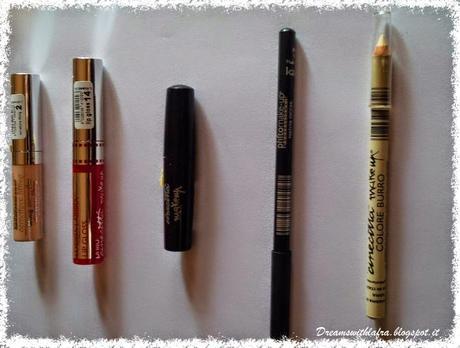 Prodotti phitofarma makeup cinecittà su http://dreamswithlafra.blogspot.it