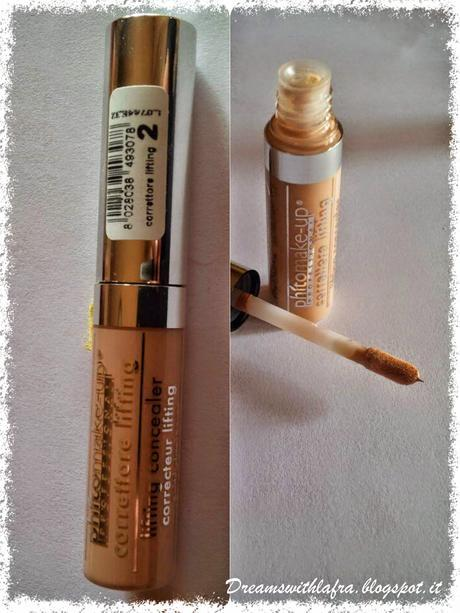 Phitofarma makeup cinecittà correttore lifting su http://dreamswithlafra.blogspot.it