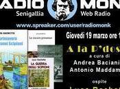 Luca Rachetta ospite Radio Monk Senigallia